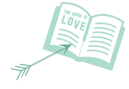 the word is love catalogue icon