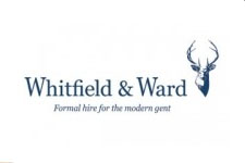 whitefield and ward menswear logo