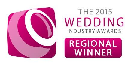 2015 wedding industry awards winner badge best special touch award winning