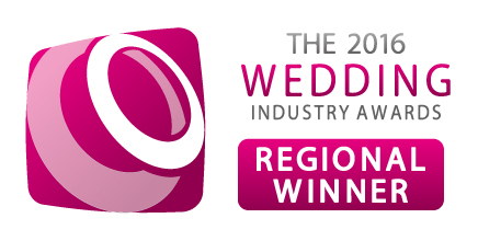 Wedding awards winner 2016 badge