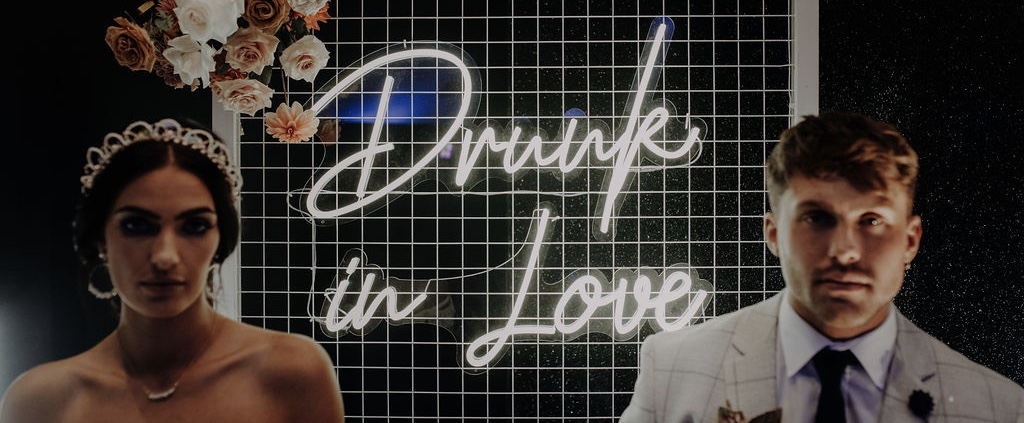 Crazy In Love Neon Sign hire The Word Is Love